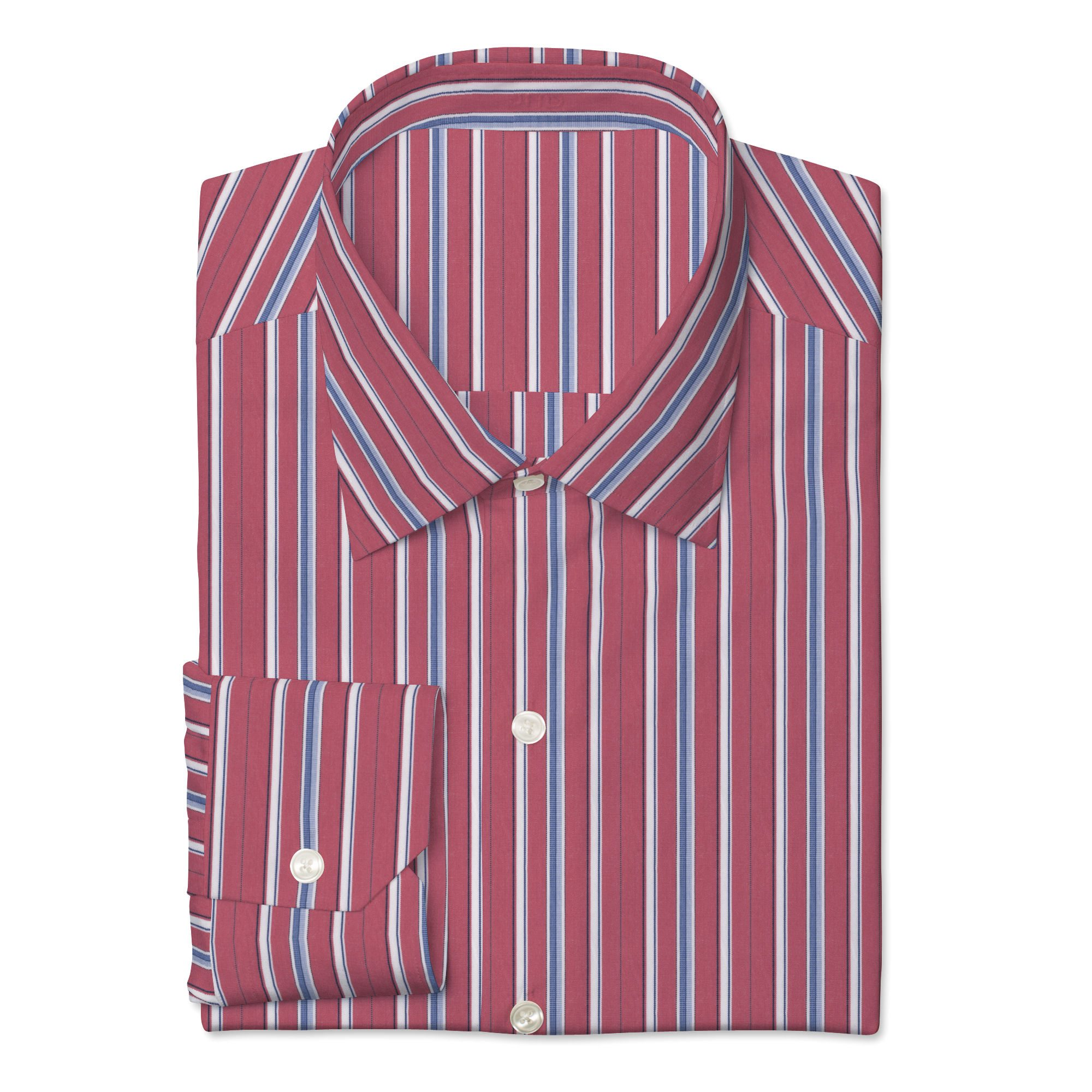 Summer Red/Light Blue Multi Stripe
